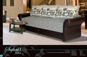 M/116 kanapé