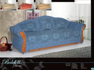 M/127 kanapé