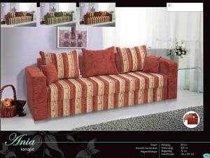 M/167 kanapé