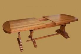 18 személyes asztal
