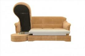 Harmónia kanapé nyítva
