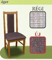 szék kárpit