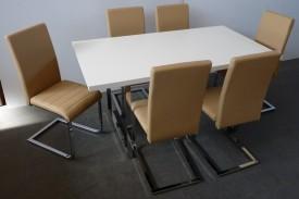 D/É45. szánkó talpas székek