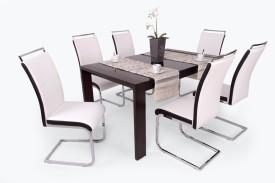 D/sz66. Űveglapos asztal