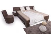 D/A10.ágy,ágyráccsal.