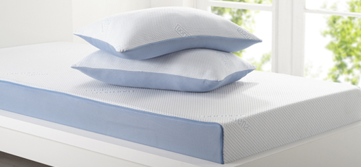 A Dormeo Siena Dreams matrac csúcsminőségű 14cm-es Ecocell habból készült f7b6bfefe0