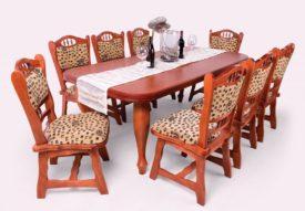 14 személyes asztal