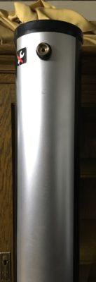 R80303. Szolár kerti zuhanyzó
