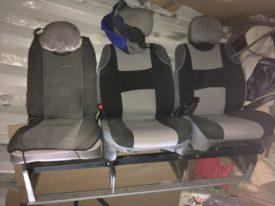 80403. Volkswagen T3, 6 darab hátsó ülés