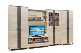 D/SZ123.  Modern szekrénysor.
