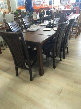E903212. 6 db/os Modern fa szék.