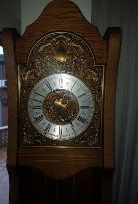 Kecses álló óra.